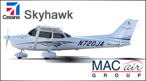 Skyhawk - Most Popular 4-Place Aircraft