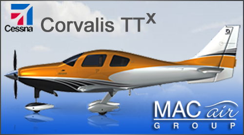 Cessna Corvalis TTx -The worlds fastest fixed-gear single-engine plane