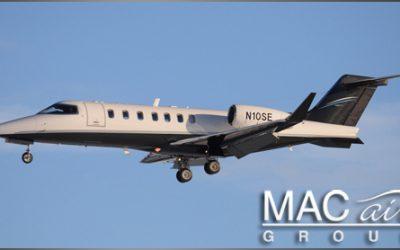 Learjet 40XR – N10SE