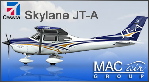 Turbo Skylane JT-A — Burn Jet-A – Save 30-40% on fuel!