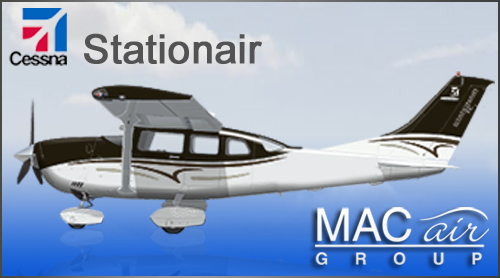 Turbo Stationair - Versatile - Six Passenger Aircraft
