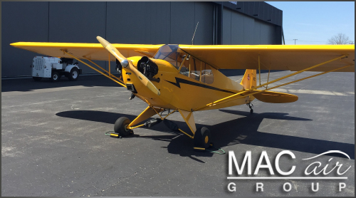 1965 American Champion 7ECA for sale by MAC Air Group. Download spec sheet. Call for pricing (888) 359-7600