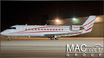 2001 BOMBARDIER CHALLENGER 850 For Sale