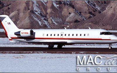 Challenger 850 – N711WM