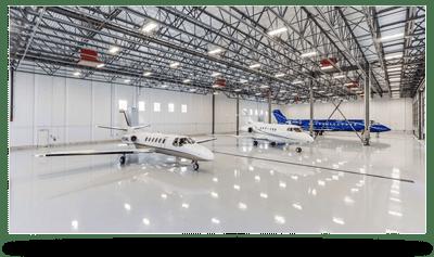Aircraft Charter Hangar