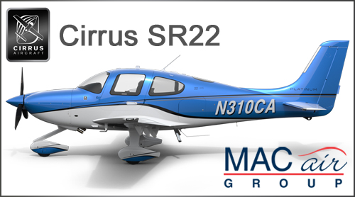 Cirrus SR22 Single Engine Aircraft