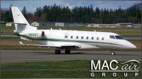 Gulfstream G20 – N856T