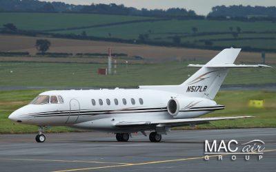 Hawker 1000 – N517LR