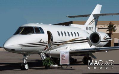 Hawker 1000 – N546LR