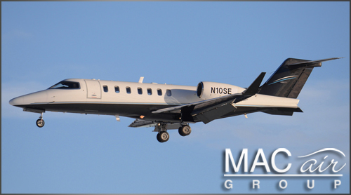 Learjet 40XR – N10SE